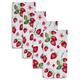 Strawberry Napkins, Set of 4