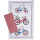 Fourth of July Bicycle & Gingham Kitchen Towels, 28