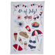 Fourth of July Kitchen Towel, 28