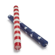 Flag Taper Candles, Set of 2