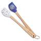 Sur La Table Fourth of July Mini Spatulas, Set of 2