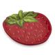 Figural Strawberry Plate