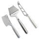 Swissmar 3-Piece Cheese Knife Set