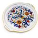 Deruta-Style Round Platter