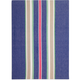 Navy Medium-Striped Kitchen Towel