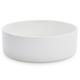 Porcelain Straight Bowl, 10