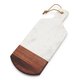 Marble & Walnut Cheese Paddle
