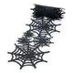 Halloween Felt Web Table Runner