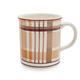 Plaid Mug, 17.6 oz.