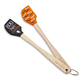 Sur La Table Mini Halloween Boo & Bats Spatulas, Set of 2