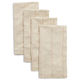 Check Lurex Napkins, Set of 4