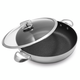 Scanpan CS+ Chef's Pan with Lid, 12.5