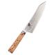 Miyabi Birchwood Rocking Santoku Knife, 7