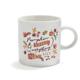 Thanksgiving Mug, 12 oz.