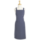 Blue Butcher Stripe Kitchen Apron