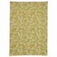 Jacquard Acorn Leaves Kitchen Towel, 28