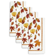 Leaf Napkins, Set of 4