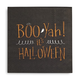 """Boo Yah"" Halloween Cocktail Napkins, Set of 20"