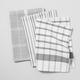Assorted Twill Kitchen Towels, 28