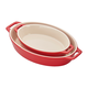 Staub Oval Bakers, Set of 2