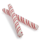 Peppermint Stripe Taper Candles, Set of 2