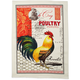 Michel Designs® Rooster Kitchen Towel