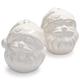 Santa Figural Salt & Pepper Shakers