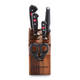 Wüsthof Classic 6-Piece Knife Block Set