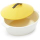 Revol® Revolution Seychelles-Yellow Oval Cocotte, 4¾ qt.