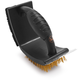 3-in-1 V-Shaped Grill Brush