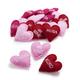 Felt Candy Hearts Scatter, Set of 18