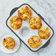 Trudeau Structure Silicone Pro Jumbo Muffin Pan, 6 Cavity
