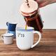 French Bistro Mug, 15.2 oz.