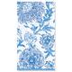 Blue Indiennes Paper Guest Napkins, Set of 15
