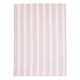 Pink Striped Kitchen Towel, 28