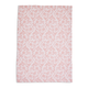 Pink Jacquard Floral Kitchen Towel, 28