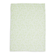 Green Floral Jacquard Kitchen Towel, 28