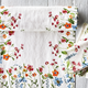 Floral Table Runner, 108