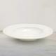 White Pasta Bowl