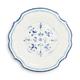 La Maison Française Baroque Medal Salad Plate