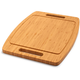 Sur La Table Bamboo Barbecue Cutting Board with Grooves