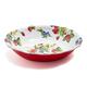 Strawberry Melamine Serving Bowl