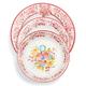 Marisol 12-Piece Melamine Dinnerware Set