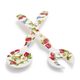 Strawberry Melamine Servers, Set of 2