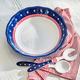 Stars & Stripes Melamine Serving Bowl