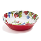 Strawberry Melamine Pasta Bowl