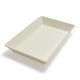 Pearl Melamine Rectangular Platter, 17.5