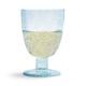 Blue Bubble Wine Glass, 14 oz.