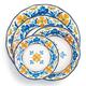 Granada 16-Piece Melamine Dinnerware Set