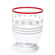American Flag Stemless Wine Glass, 15 oz.